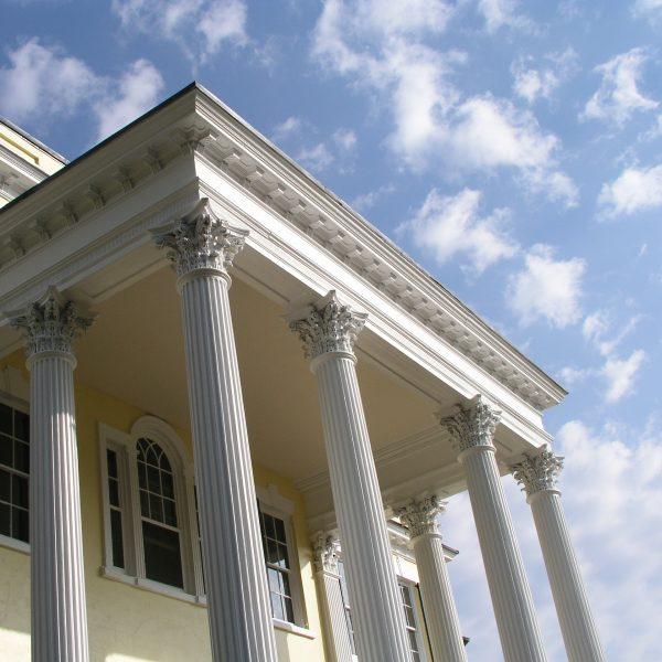 Columns Restored