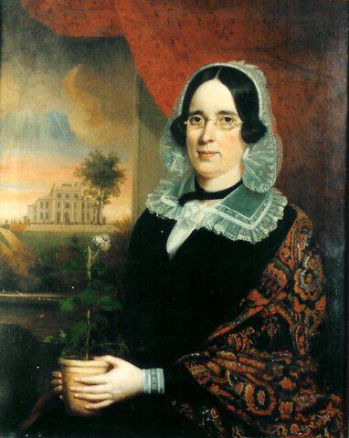 Elizabeth O. Carter Portrait