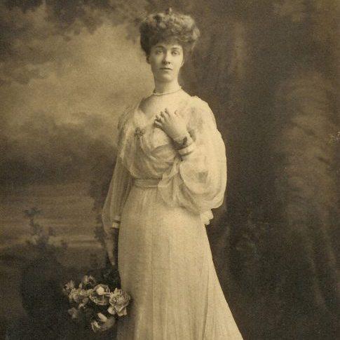 Young Edith Morton
