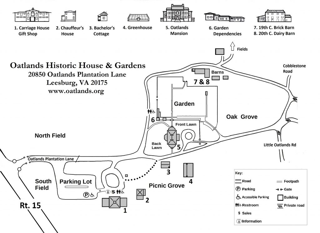 2015- Detailed Site Map