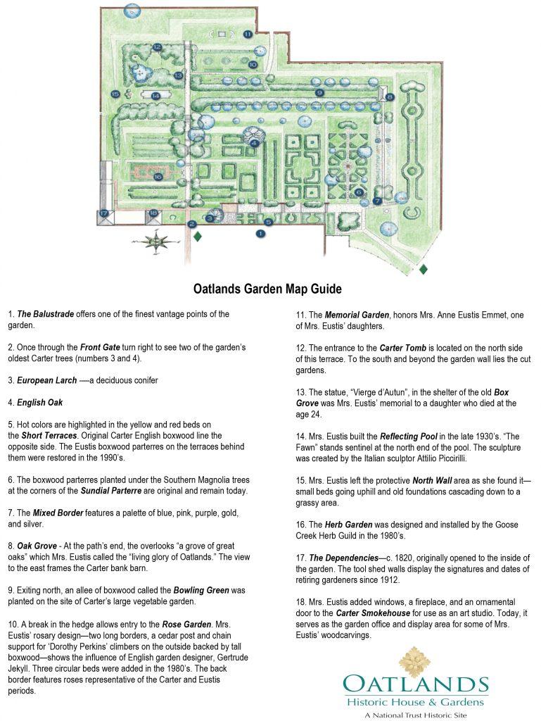 Garden Flyer Back 2019.
