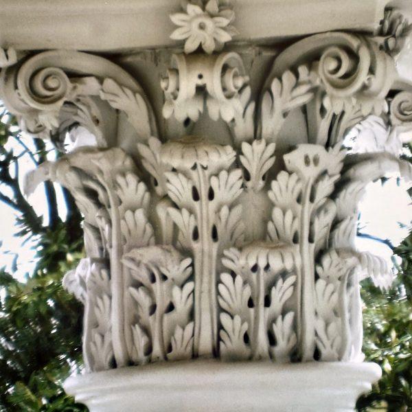 Corinthian Capital close-up
