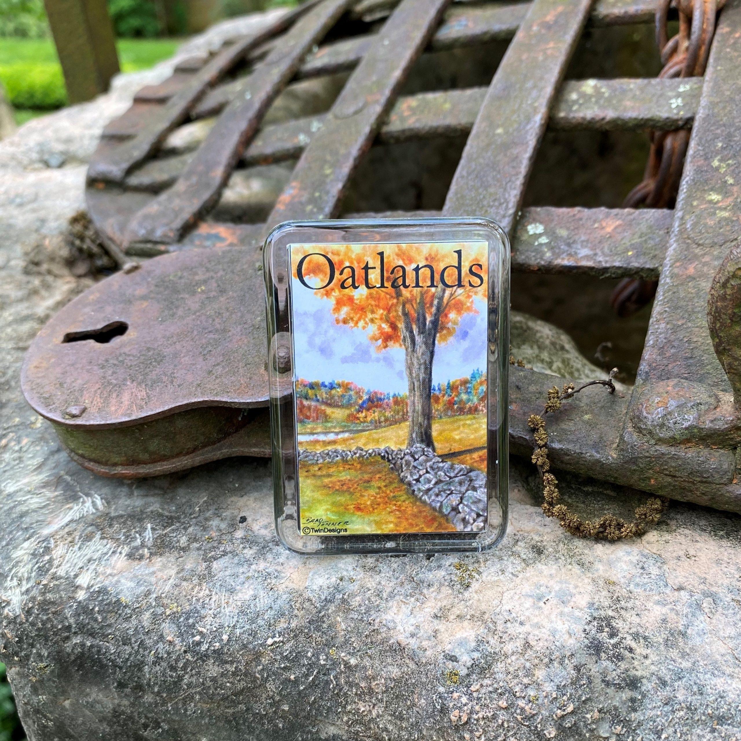 Oatlands Fall Magnet