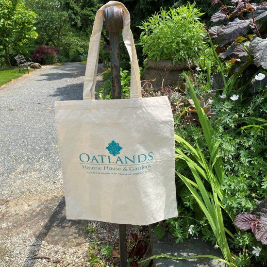 Oatlands Logo Canvas Bag