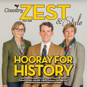 Country Zest and Style