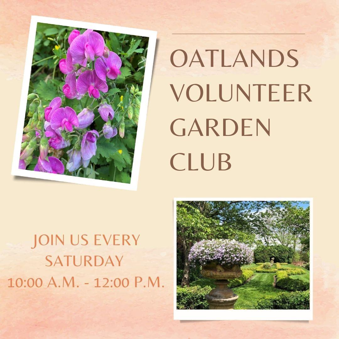 Volunteer garden club icon