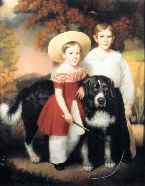 George II and Benjamin Carter