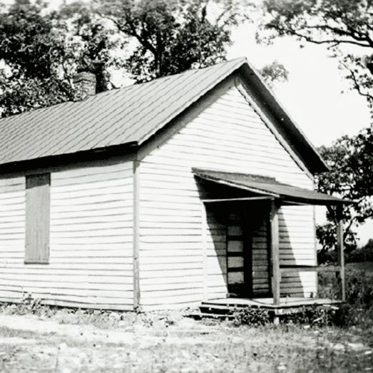 Mt Gap Colored School 1940 crop