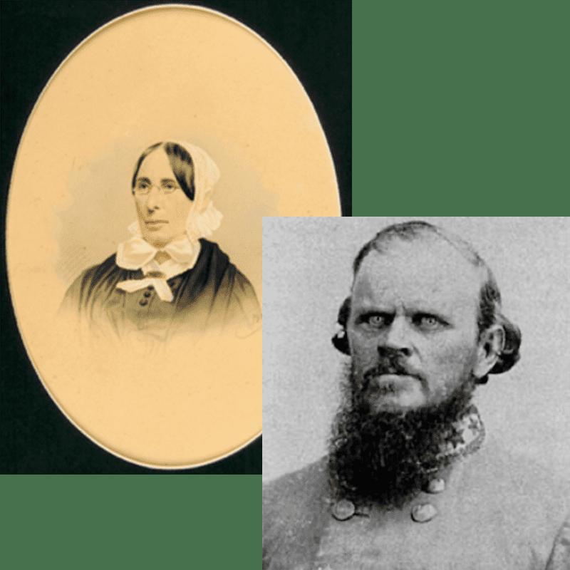 Elizabeth Carter, Nathan Evans
