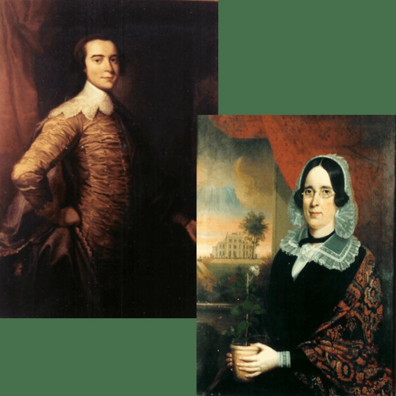 Robert Carter III, Elizabeth Carter
